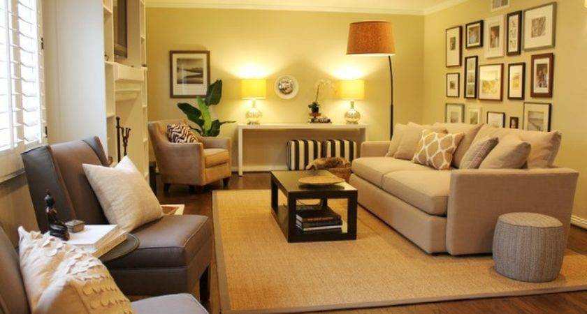 Wall Neutral Color Scheme Transitional Space