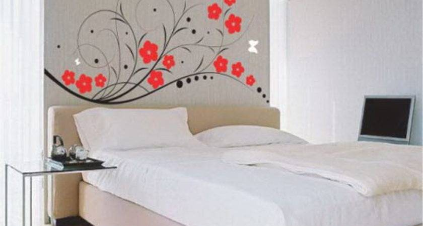 Wall Painting Ideas Bedroom Architectural Design