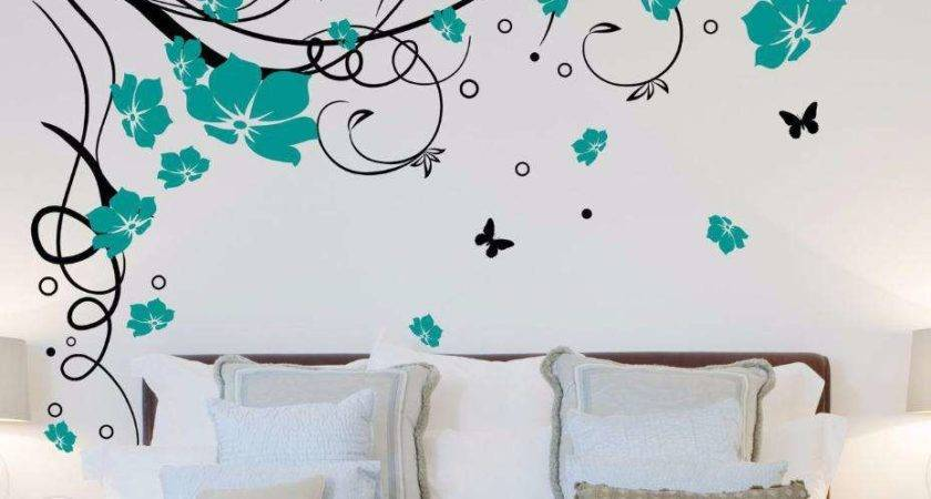 Wall Painting Ideas Bedroom Home Design