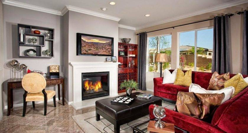 Warm Gray Paint Colors Living Room Decor References