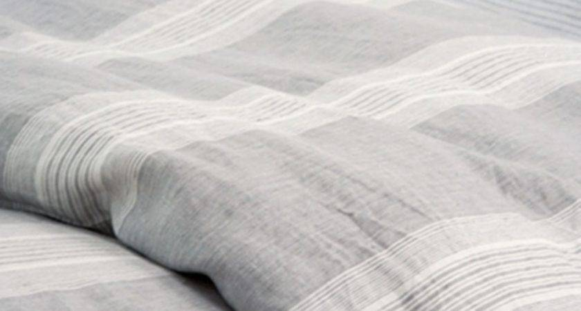 Washed Pure Linen Duvet Set French Flax Bedding