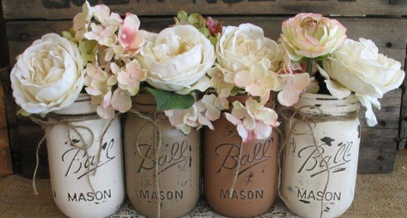 Ways Decorate Mason Jars Recycled Things
