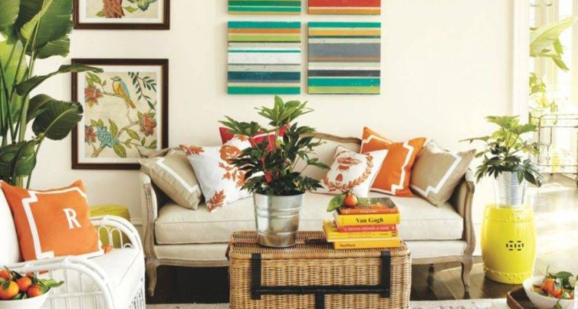 Ways Infuse Your Decor Summer Decorilla