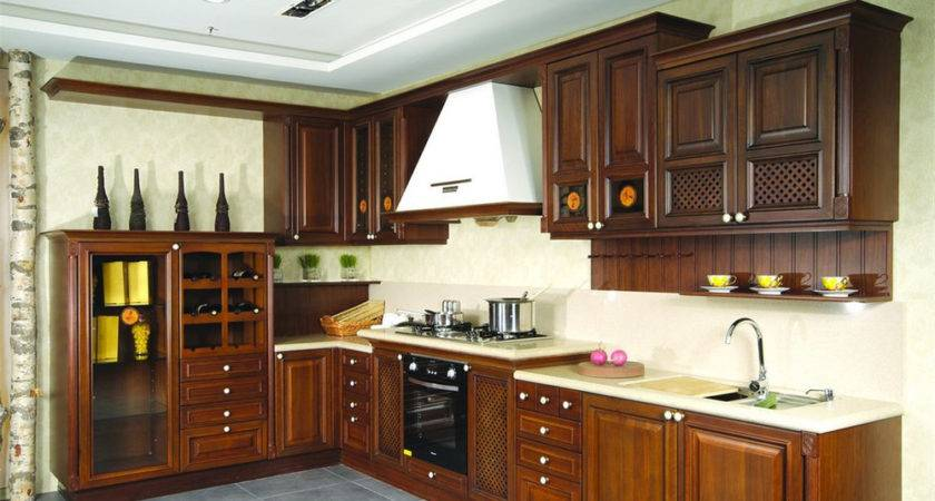 Welbom Wooden Double Sided Kitchen Cabinets Buy