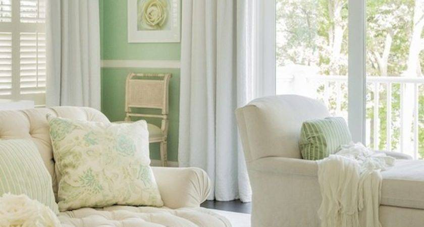 Which Colored Curtains Green Walls Quora