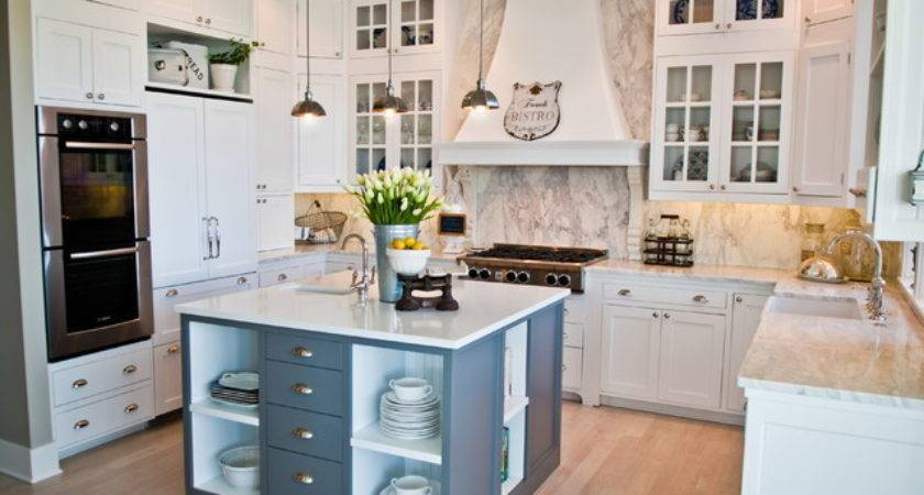 Whidbey Island Beach House Kitchen Remodel Style