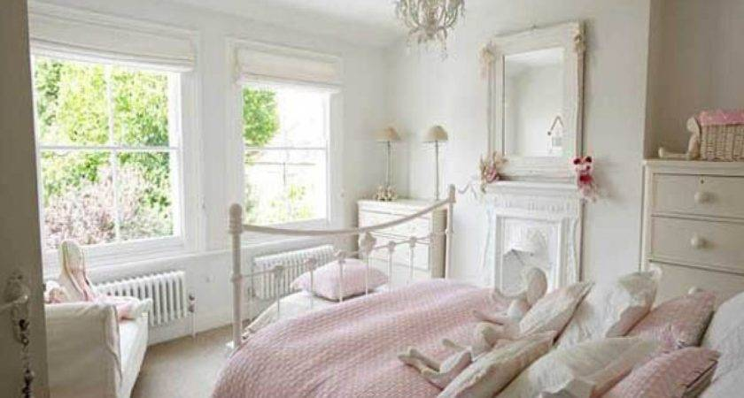 White Bedroom Decor Ideas Simple Bed