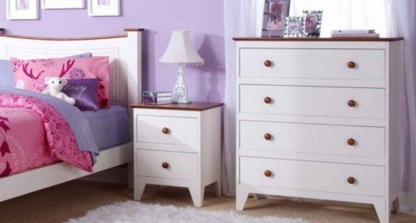 White Bedroom Furniture Girls Exciting Gift
