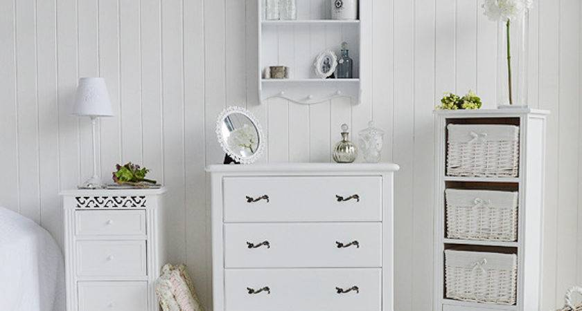 White Bedroom Furniture Inspired Decorating Ideas