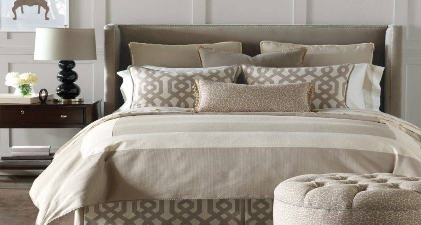 White Brown Bedding Neutral Baby Sets