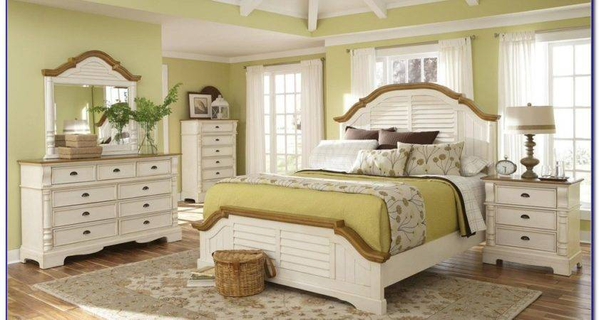 White Country Cottage Bedroom Furniture Home