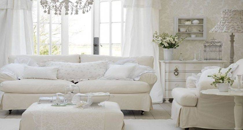 White Living Room Decorating Ideas Off
