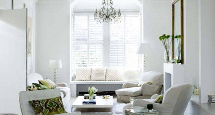 White Living Room Ideas Architecture Decorating