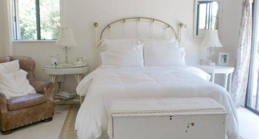 White Shabby Chic Bedroom Decor Ideasdecor Ideas