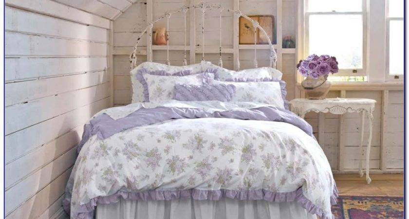 White Shabby Chic Bedroom Set Home Design