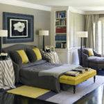 Why Yellow Gray Bedroom Recommended Have