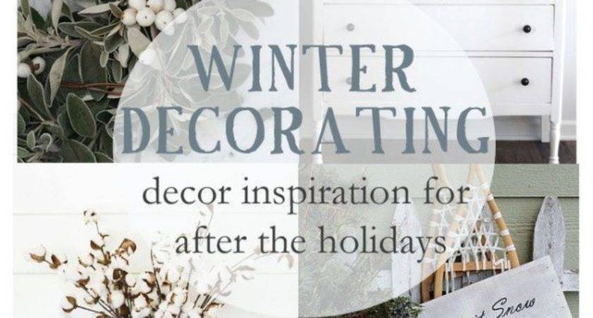 Winter Decorating Ideas Meadow Lake Road New