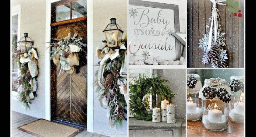 Winter Home Decorating Ideas After Christmas