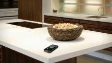 Wireless Charging Corian Countertop Dupont Hiconsumption