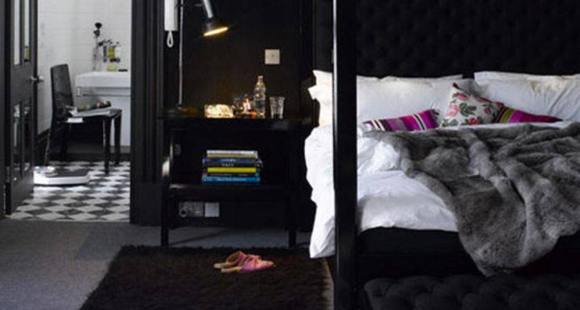 Wonderful Bedroom Decor Ideas Black White Home Design