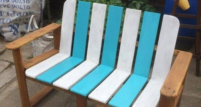 Wonderful Pallet Painting Ideas Recycled