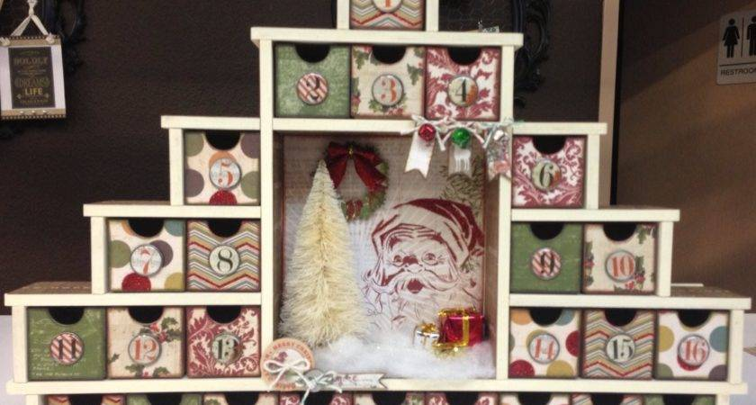 Wooden Advent Calendar Kits Search Results