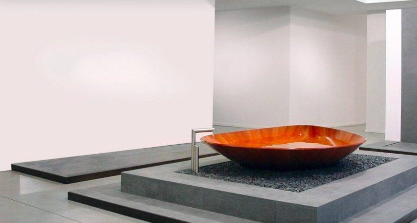 Wooden Bathtub Stand Alone Home Decorating Trends Homedit