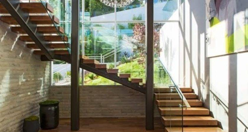 World Architecture Wooden Types Stairs