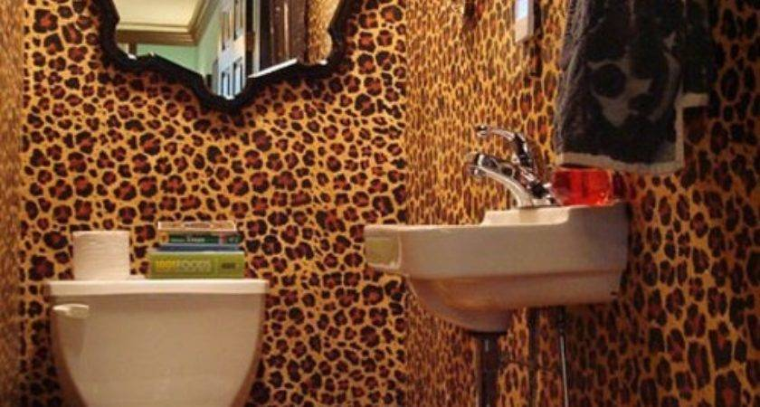 Wow Hanging Leopard Print Chic