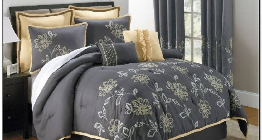 Yellow Blue Bedding Sets Beds Home Furniture Design