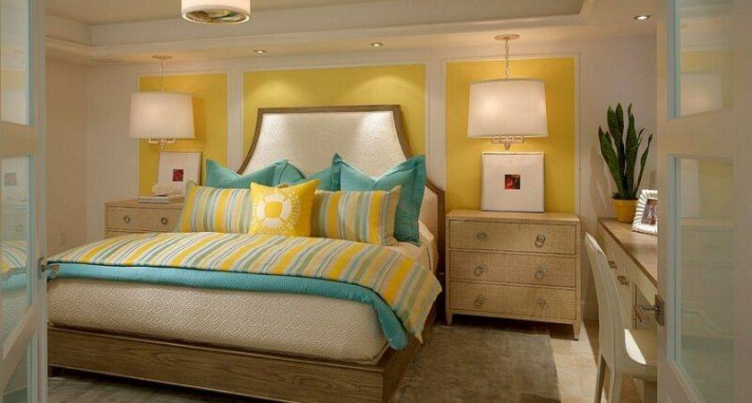 Yellow Blue Interior Design Ideas Your Home