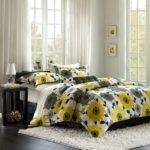 Yellow Gray Bedroom Get Better Sleeping Quality