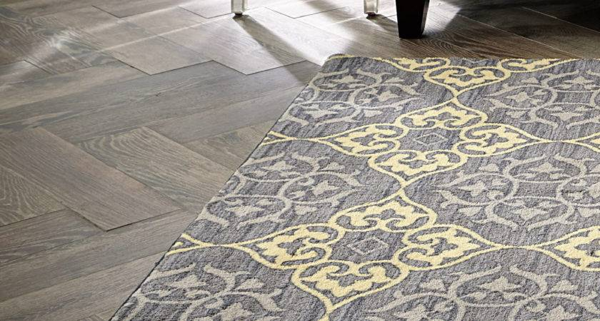 Yellow Grey Area Rugs Cepagolf