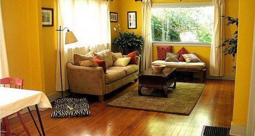 Yellow Wall Living Room Colors Ideas Your Dream Home