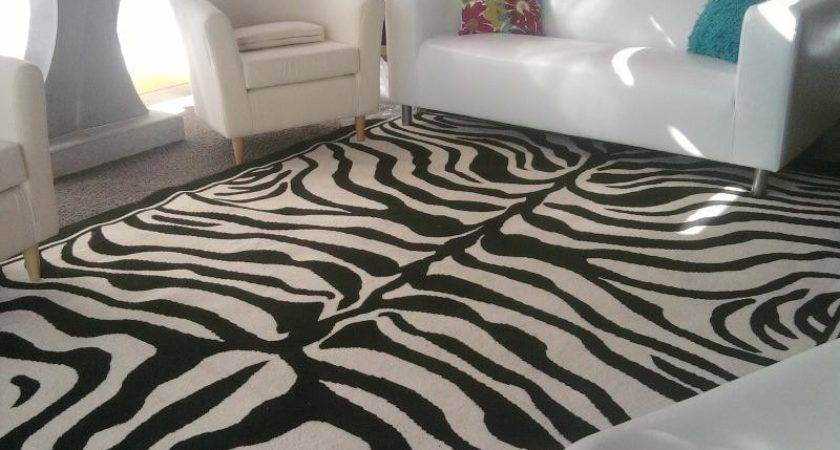 Zebra Print Living Room Ideas Modern House