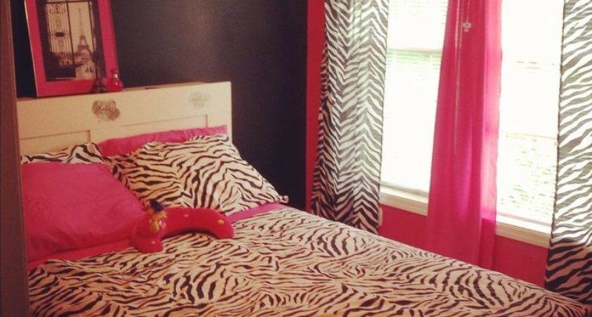Zebra Print Room Decor Home Design