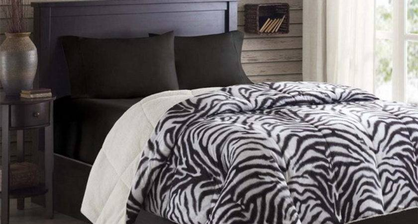 Zebra Print Rooms Home Design