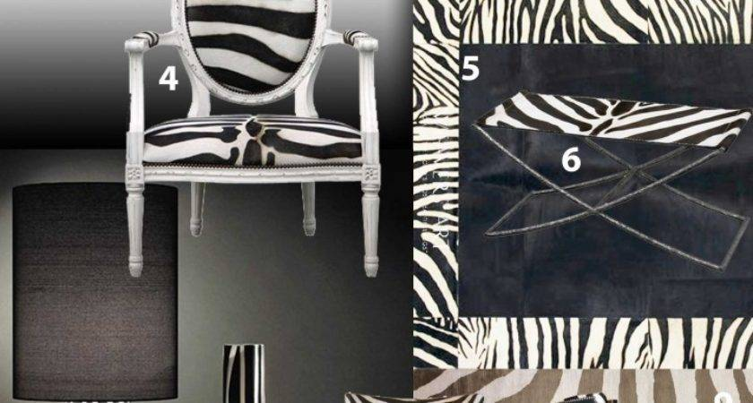 Zebra Room Decorating Ideas