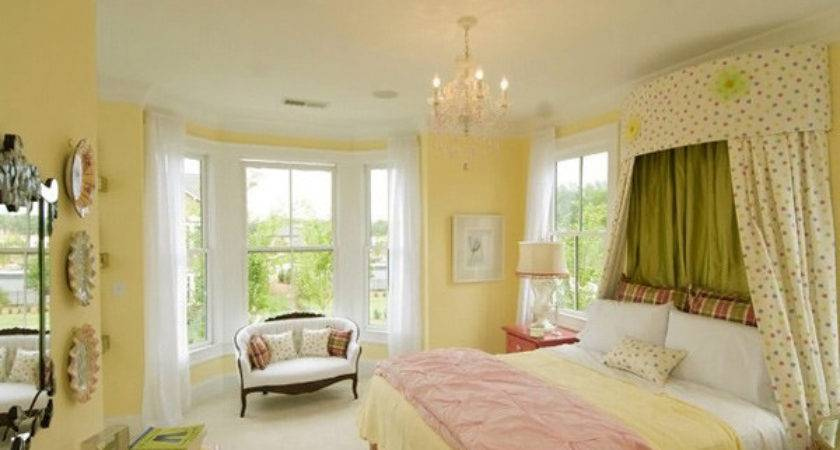 Zesty Yellow Bedroom Designs Home Design Lover